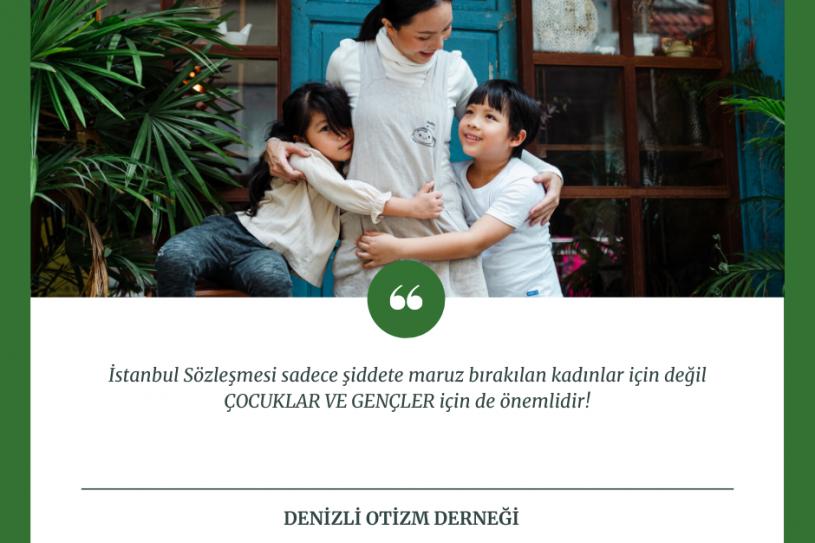 İstanbul Sözleşmesi herkes içindir